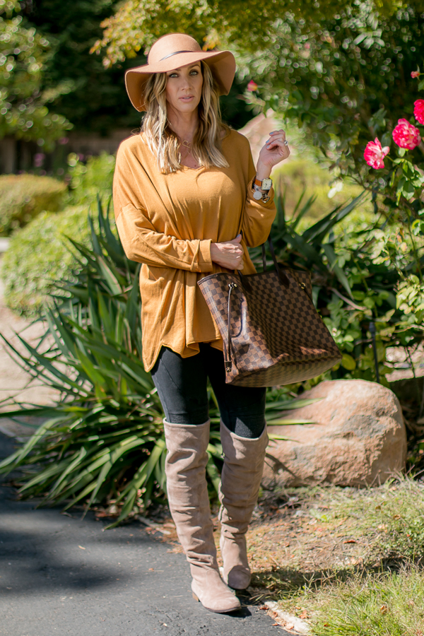 most comfortable over the knee boots
