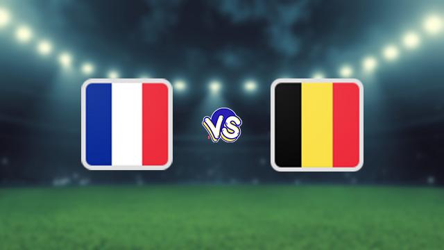 نتيجة مباراة فرنسا وبلجيكا اليوم 07-10-2021 في دوري الأمم الأوروبية