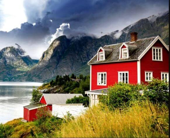إيجابيات وسلبيات العيش في النرويج