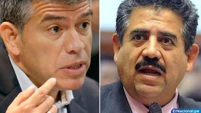 """Julio Guzmán a Merino: """"Dedíquese a preparar su defensa legal"""""""