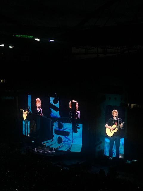 Concerto de Ed Sheeran