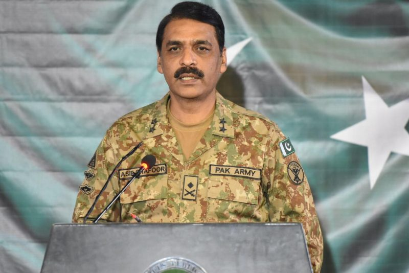 India's time is up, the DGISPR announced