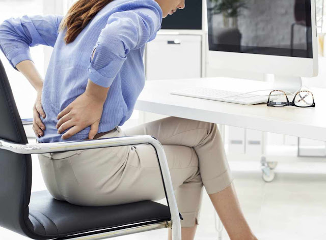 Back care – back pain in the workplace | Fit For Work