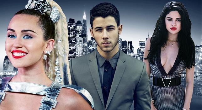 Selena Gomez parle du triangle amoureux qu'elle a eu avec Miley Cyrus et Nick Jonas