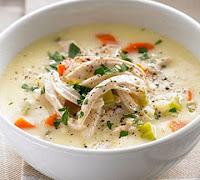 Resep Cara Memasak Chicken Cream Soup