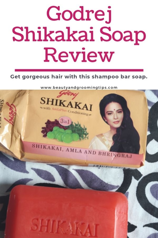 Godrej Shikakai Soap Review