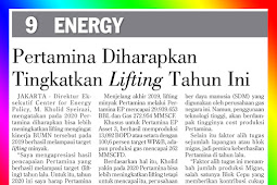 Pertamina Is Expected to Increase Lifting This Year