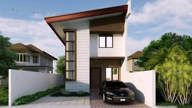rumah 2 tingkat