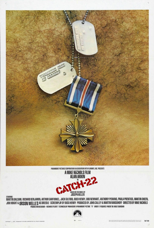 """""""Catch-22"""" (""""Paragraf 22"""") [1970]"""