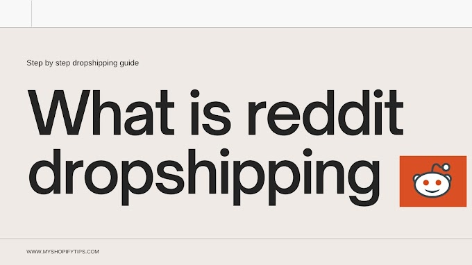 Your Step-by-Step Guide to Start Reddit Dropshipping