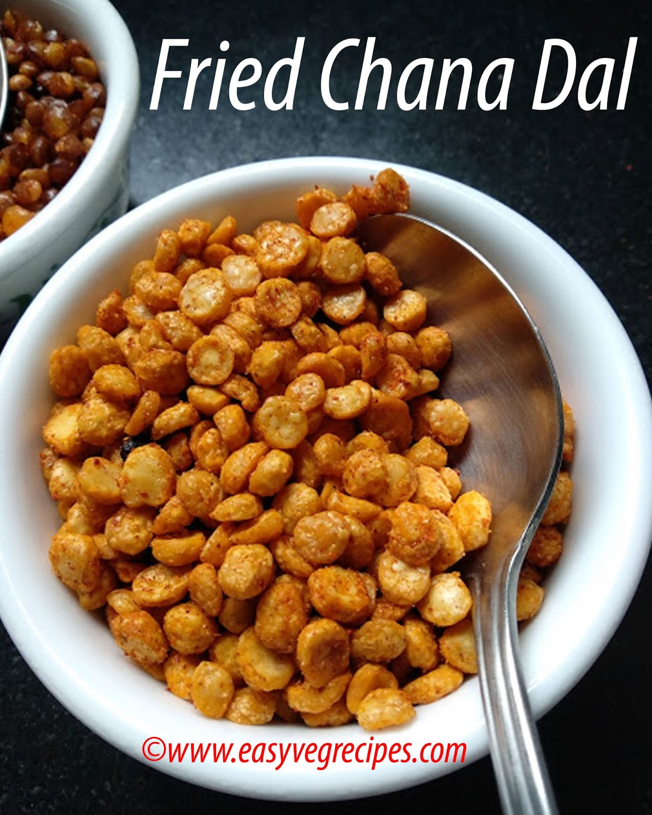 Fried Chana Dal