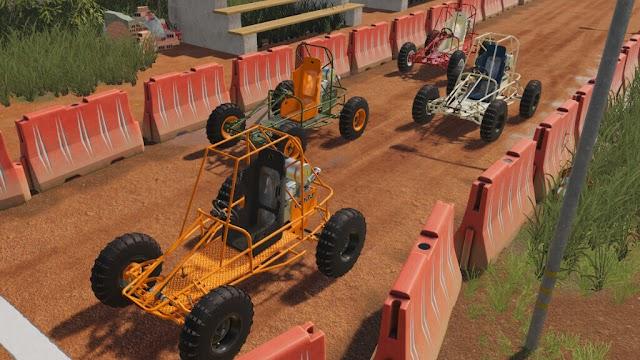 Buggy Kart e Croos PC/Mac-XB1/PS4 v.1.1.0.0 ATUALIZAR