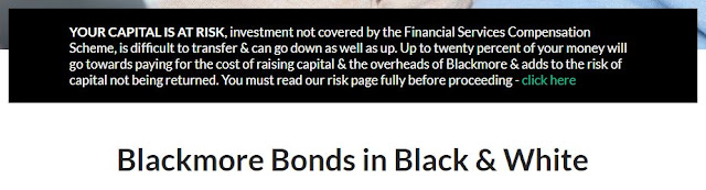 Blackmore Bond Interest Delayed Again