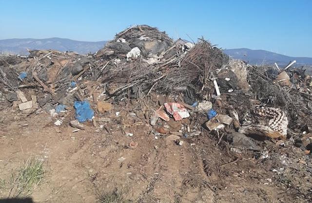 Μία χωματερή λιγότερη στο Δήμο Ερμιονίδας