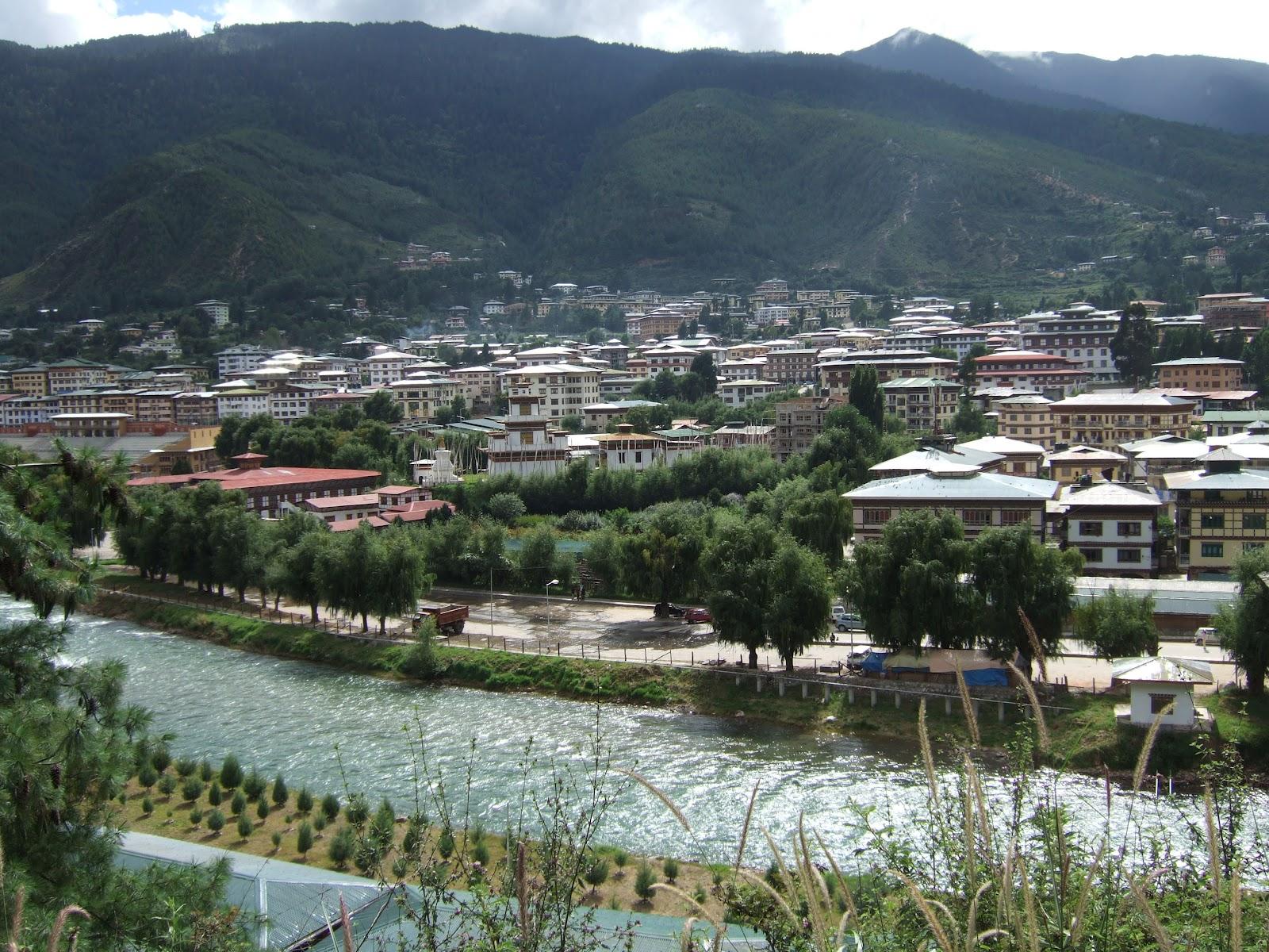 Thimphu | Capital do Butão