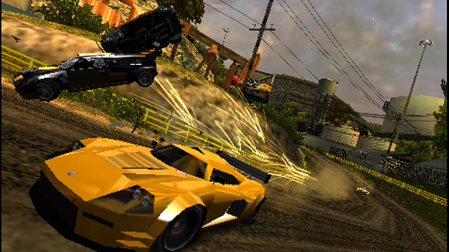Burnout Revenge Free Download PS2 Game - Fully Full Version