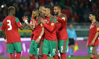 موعد مباراة المغرب وزامبيا الاحد 16-6-2019 الودية والقنوات الناقلة