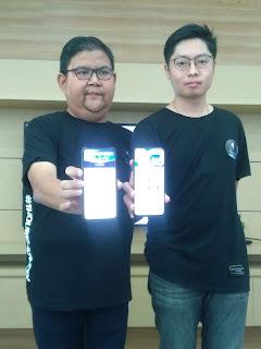 Andy Lie OPPO Surabaya