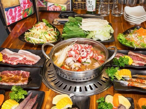 Buffet Hàn Quốc
