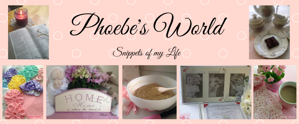 Phoebe's World
