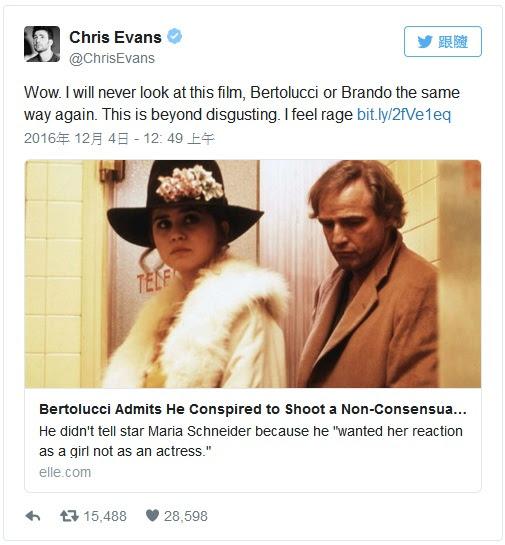 影帝馬龍白蘭度在電影《巴黎最後探戈》性侵片段 假戲真做掀爭議