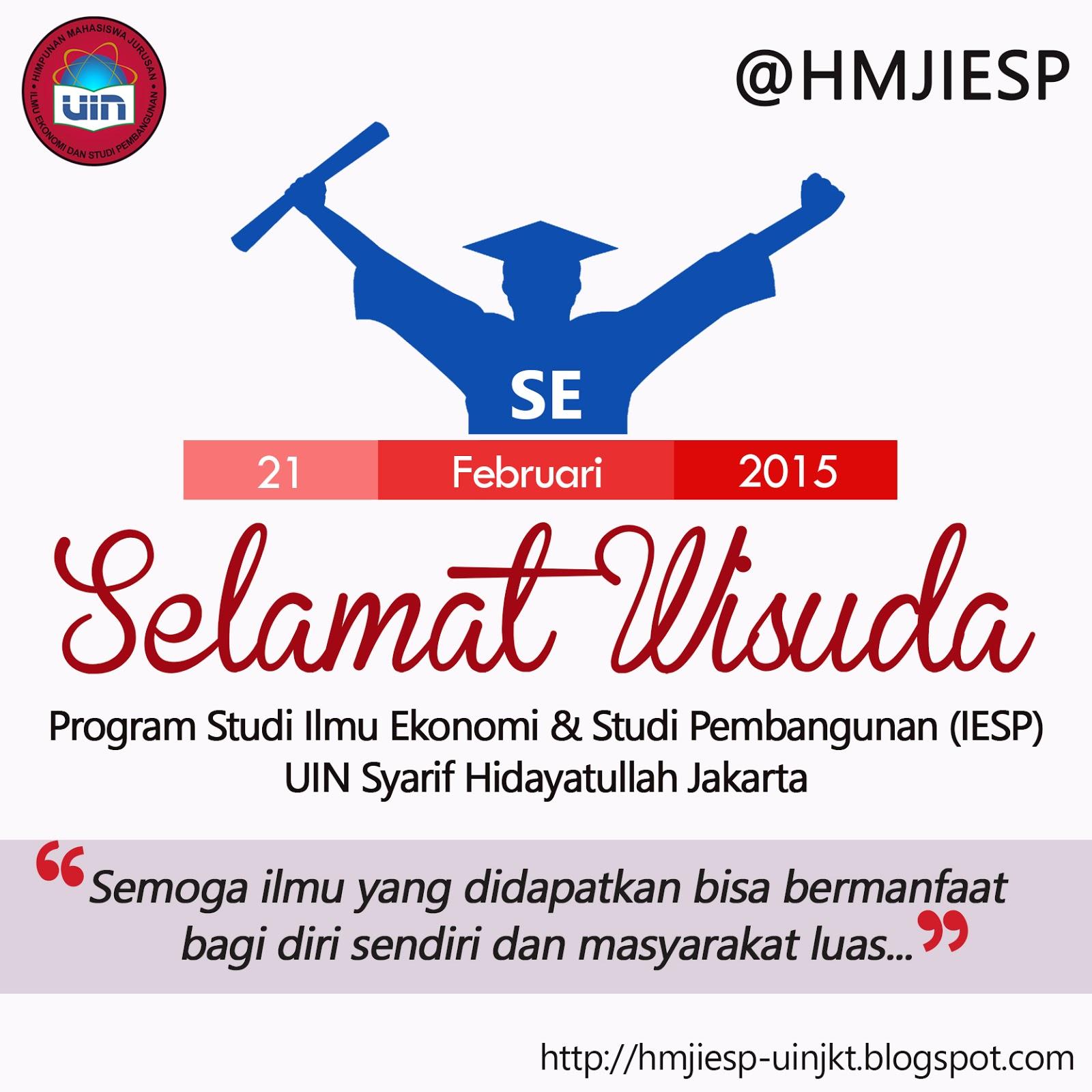 Design banner wisuda - Dp Socmed