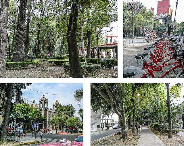 Cidade do México, bairro de La Condesa