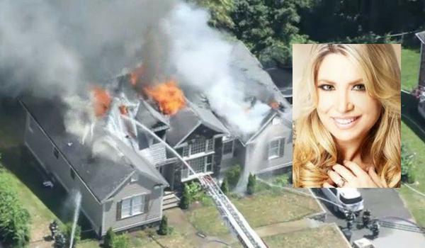Incêndio destrói casa da cantora gospel Elaine de Jesus - Portal SPY