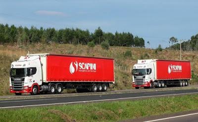 Transportadora vai abrir mais 230 vagas de emprego