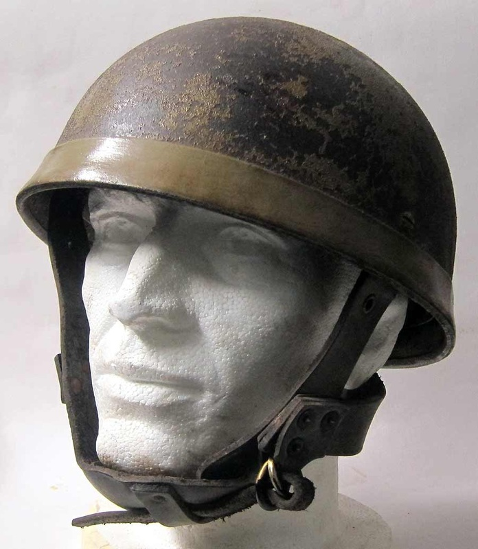 Arnhem Jim: World War II British Airborne Helmets: Real or Reproduction?