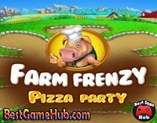 Farm Frenzy Pizza Party PC Game Free Download
