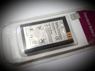 Baterai Sony Ericsson BST-15 BST15 Soner P800 P900 P910 Z1010 New Langka