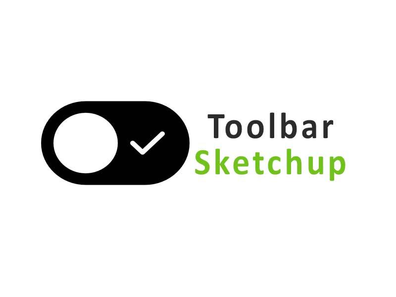 Cara Menampilkan Toolbar Sketchup