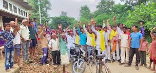 FB_IMG_1569069009375 आज जनपद अयोध्या में जन चौपाल कार्यक्रम कर सुभासपा के नीतियों को बताया।