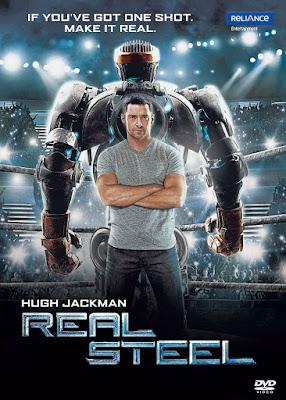 Vagebond S Movie Screenshots Real Steel 2011