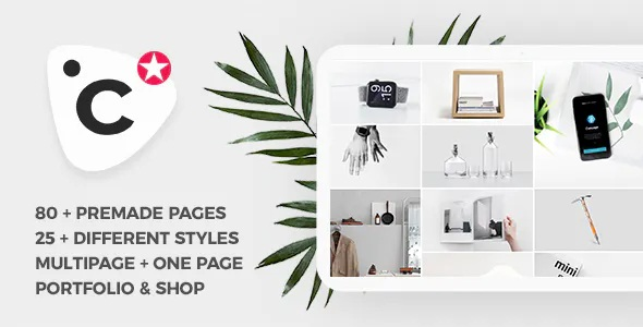 Best Creative and Business Multipurpose Template