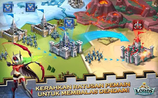 Lords Mobile MOD APK v1.26 (Unlimited Money)