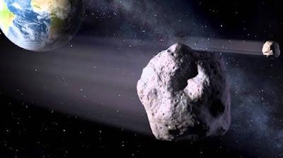 Asteroides - Una Galaxia Maravillosa