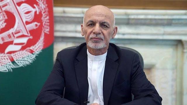 Ashraf Ghani Kabur dari Afghanistan Bawa Uang Berkoper-koper dari Pembayar Pajak AS?