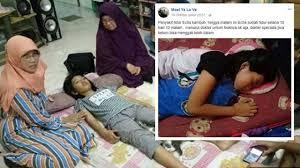 Tidur Selama 13 Hari Tanpa Bangun, Kisah Echa Bikin Netizen Heboh, SangAyah Ungkap Hal Ini
