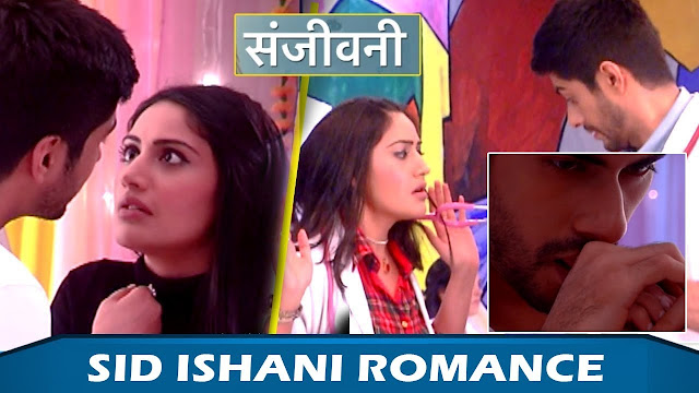 Ishani's shower of love making Sid forget Malvika's deadly past in Sanjivani 2