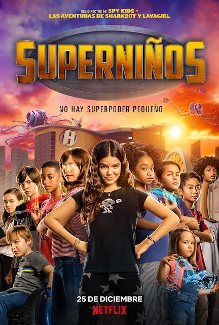 Cartel Superniños