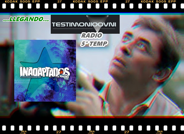 TESTIMONIO OVNI RADIO 5TA TEMPORADA