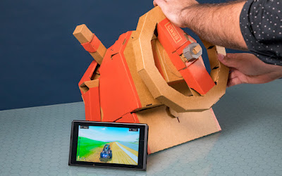 future, tech, news, future tech, future tech news, tech news, Nintendo, Nintendo Labo Vehicle Kit, Nintendo Labo, Full Game Review, full, games, review, Game Review, reviews, Nintendo new Labo Vehicle Kit,