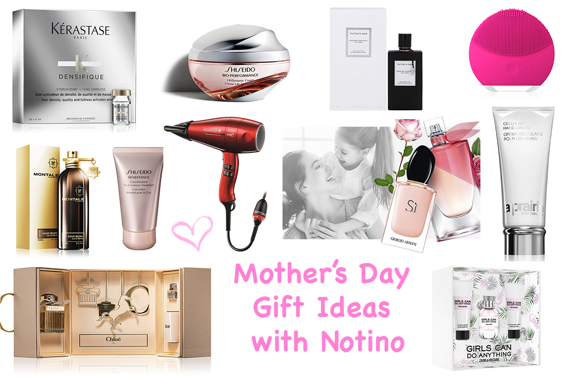 Mothers Day Gift Ideas with Notino 2020