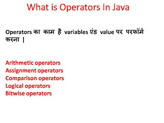 What is Operators In Java How To Learn Java Programming In This Article You will Learn EAsy And Fast how to learn java with no programming language Best Site To Learn Java Online Free java language kaise sikhe Java Tutorial learn java codecademy java programming for beginners best site to learn java online free java tutorial java basics java for beginners how to learn java how to learn java programming how to learn java fast why to learn java how to learn programming in java how to learn java with no programming experience how to learn java programming for beginners