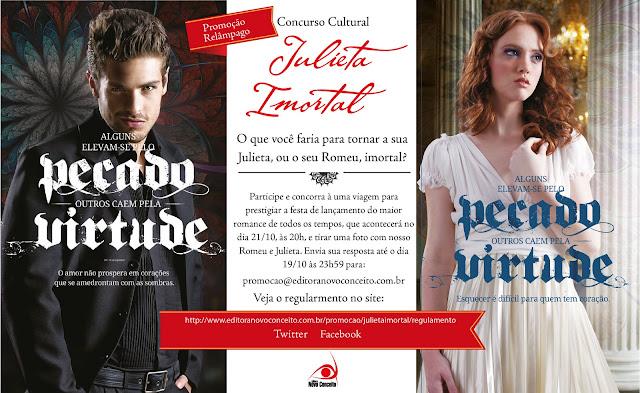 Promo Especial: Julieta Imortal | Novo Conceito 7