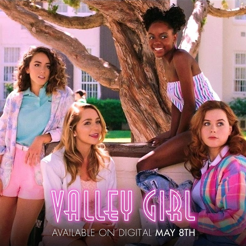 Chloe Bennet – Valley Girl Promos - 2020