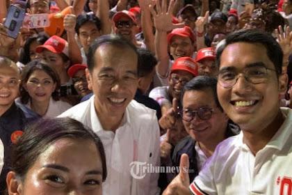 Ribuan Relawan Lintas Profesi di Solo Kumpul Deklarasikan Dukungan untuk Jokowi-Maaruf Amin