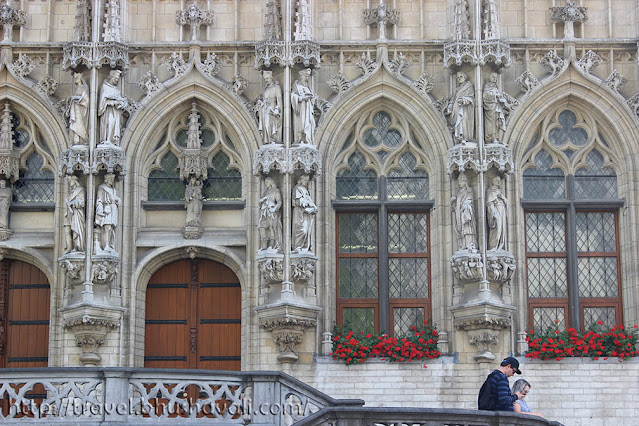 Things to do in Leuven Town Hall Guided Tour